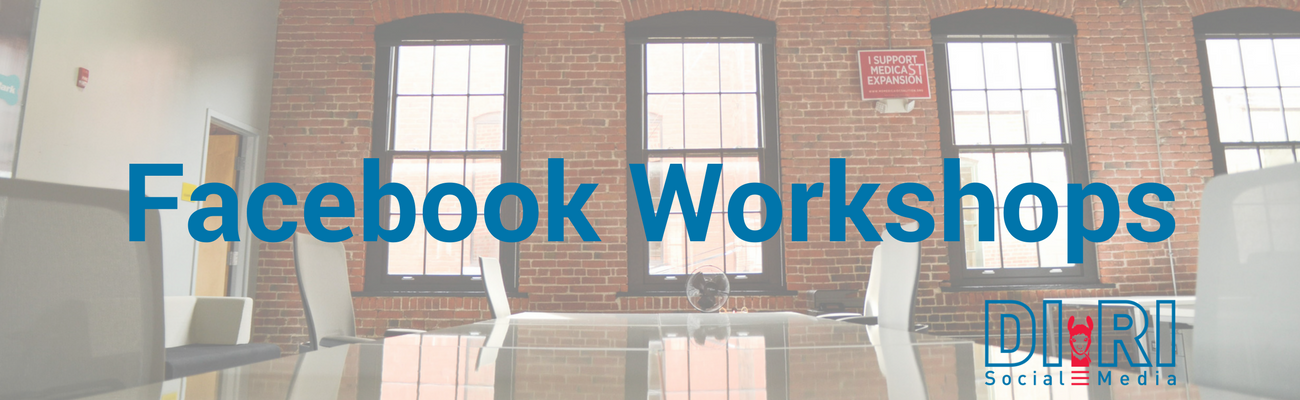 facebook seminar & facebook workshop