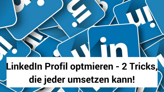 linkedin profil optimieren linkedin profil url link linkedin profil