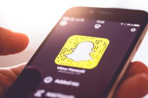 snapchat übersicht social media plattformen