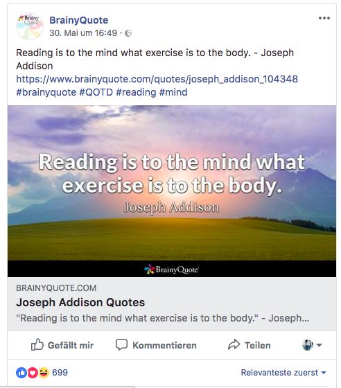 quotes als content idee