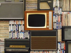 klassische einwegkommunikation via tv