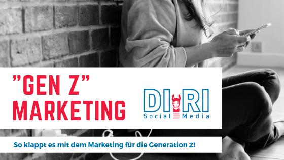 Generation Z Marketing
