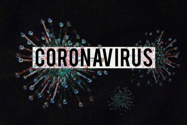 Corona Werbung
