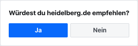 Bewertung auf Facebook abgeben
