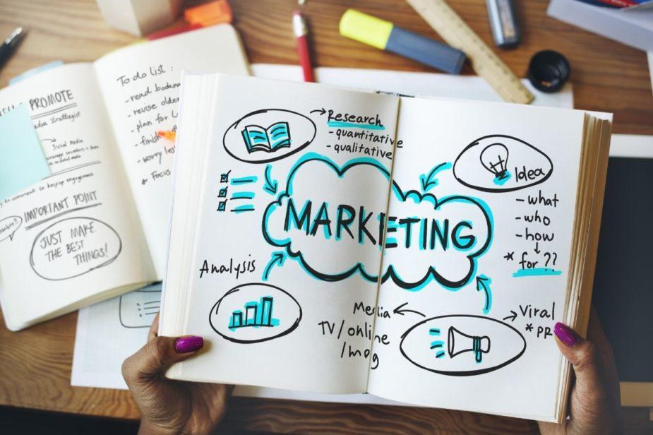 Online Marketing Bücher