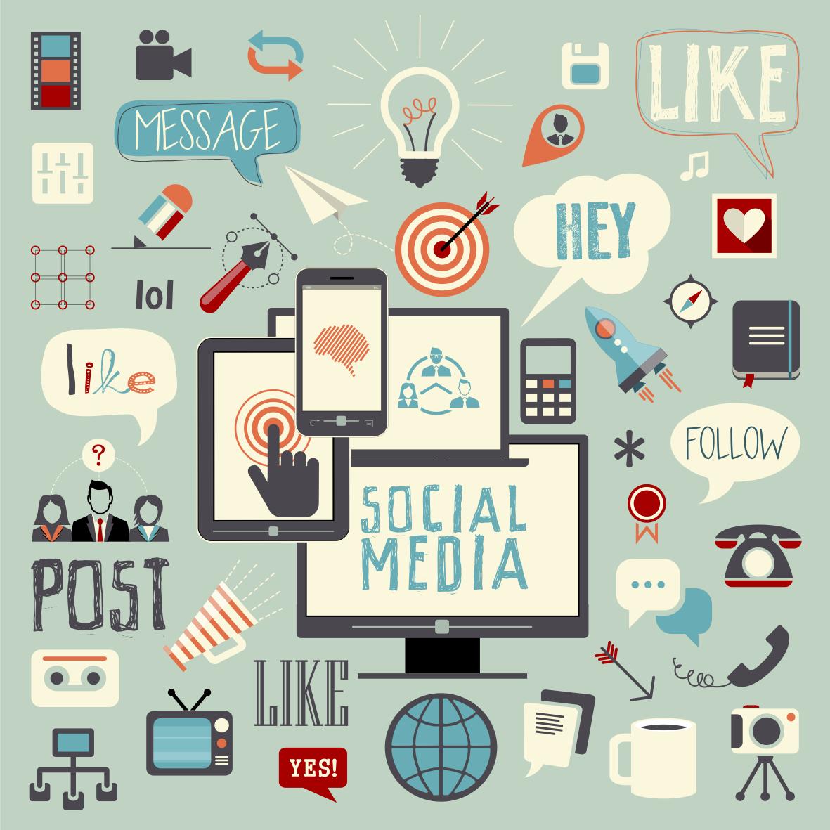 Kontakt zu unserer Social Media Marketing Agentur aufnehmen