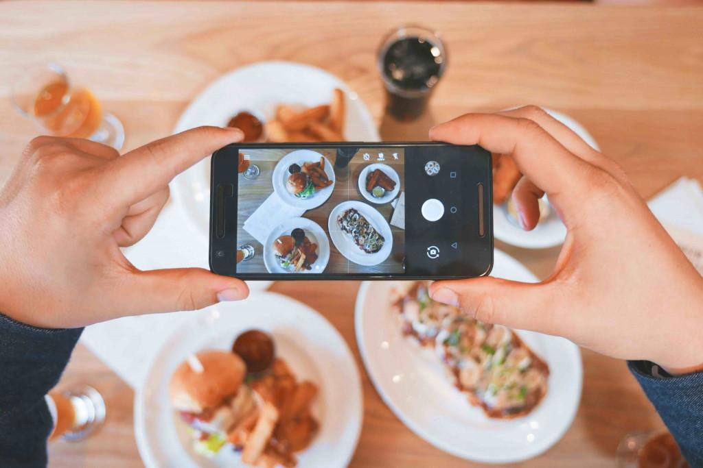 User Generated Content und Influencer Marketing können ein wichtiger Teil des eigenen Gastronomie Marketings sein